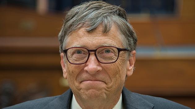 Bill Gates financia el desarrollo de un celular que se recarga con orina