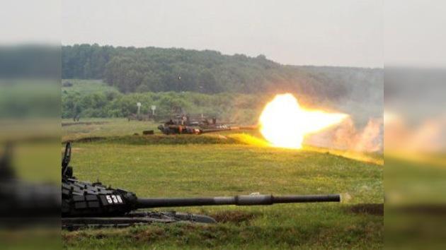 En 2013 aparecerá un prototipo de tanque ruso de cuarta generación