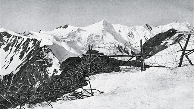 Fotos: El derretimiento de glaciares en Italia expone momias de la Primera Guerra Mundial