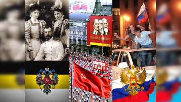 Rusia celebra hoy el Día de la Bandera Nacional