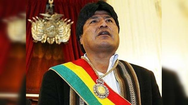 Tres mandatarios confirman su presencia para la investidura de Evo Morales