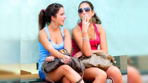 Una tabaquera rusa retira del mercado unos supuestos cigarrillos para púberes