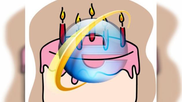 Internet Explorer cumple 15 años