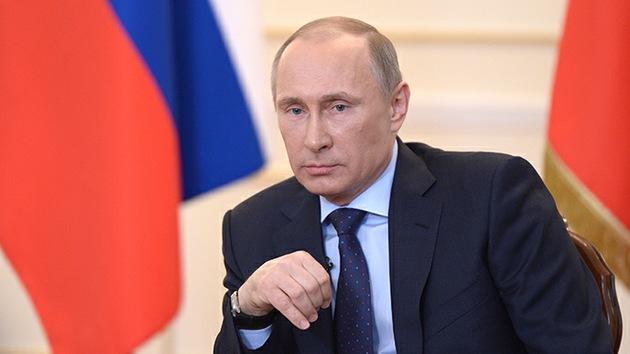 Video: Versión completa de la rueda de prensa de Putin sobre la crisis en Ucrania