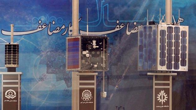 Irán planea lanzar tres satélites de telecomunicaciones en cinco años