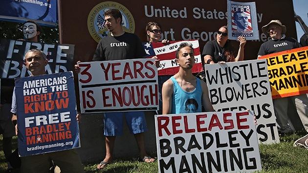 """""""El veredicto contra Manning es escalofriante"""""""