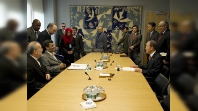 """ONU: """"Irán debe convencer al mundo de que su programa nuclear es pacífico"""""""