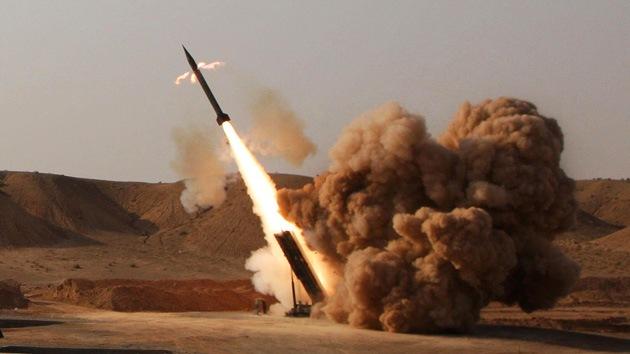 Misiles de alta precisión, la nueva 'joya' del arsenal militar de Irán