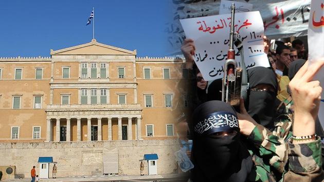 Grecia no está entre los 'invitados' a participar en la guerra contra Siria