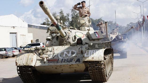 Declaran el estado de emergencia en Libia