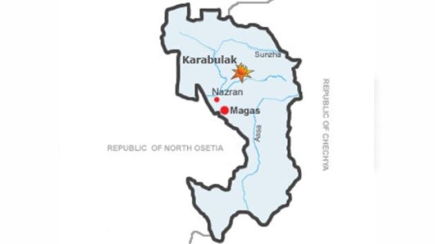 Dos atentados en Ingusetia dejan 2 muertos