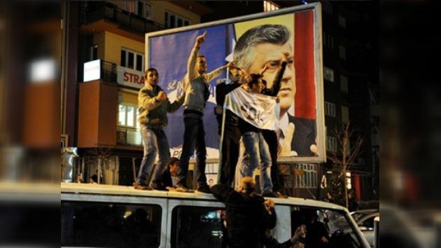 Ganó en las urnas en Kosovo el oficialismo 'ex guerrero'