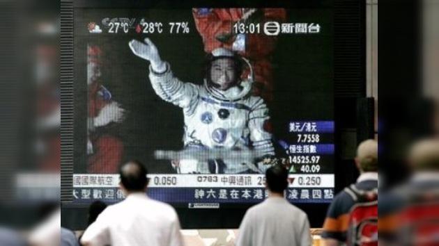 El programa espacial de China despierta recelos