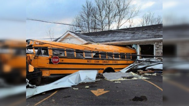 Video: devastadores tornados en EE. UU.