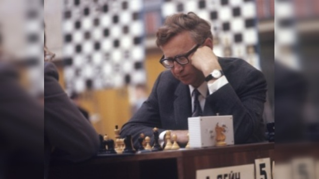 Fallece el séptimo campeón del mundo de ajedrez Vasili Smyslov