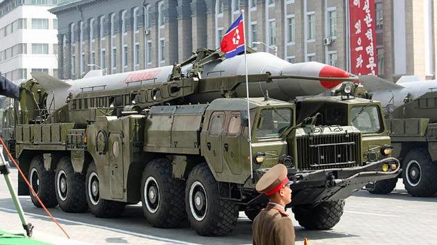"""Pentágono: """"Corea del Norte cuenta con 200 unidades lanzamisiles móviles"""""""