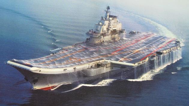 China comenzará la construcción de dos portaviones en los próximos dos años