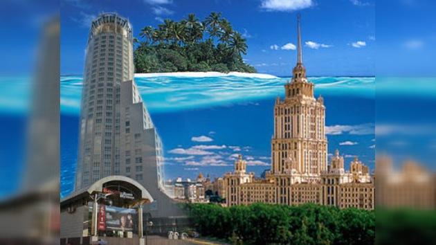 Dos hoteles rusos reciben los 'Oscar' del turismo internacional