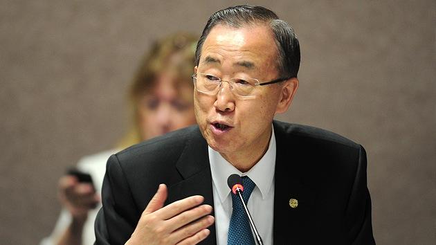 Ban Ki-moon: cerrar el grifo de las ayudas a Afganistán lo retrasaría en una década
