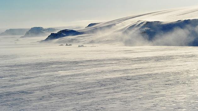 Rusia crea una estación ártica de detección de sismos única en el mundo
