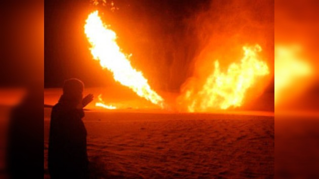 Nuevo sabotaje contra un gasoducto egipcio que suministra gas a Israel y Jordania