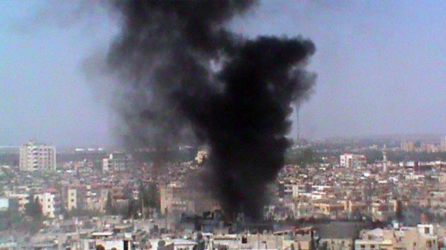 La oposición siria denuncia la muerte de al menos 200 personas en Hama