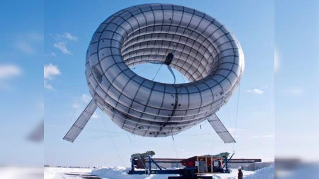 La energía del cielo: crean una central eólica que vuela