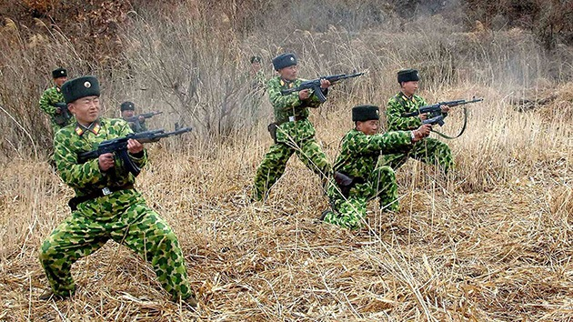 Yonhap: Corea del Norte podría provocar al Sur tras las maniobras militares entre Seúl y Washington
