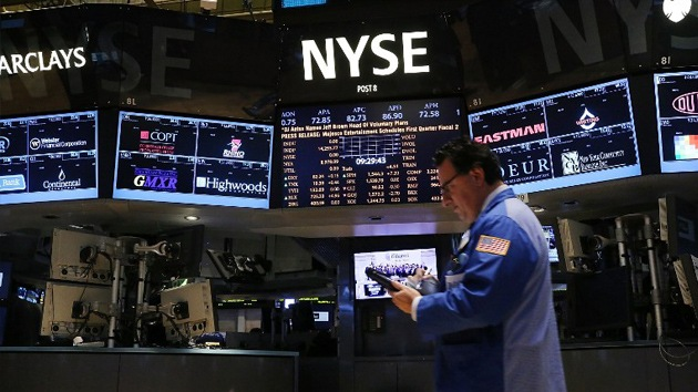 Plan de emergencia en Wall Street: El mercado operará sin presencia humana