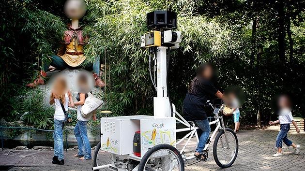 Google Street View vence en la batalla por las caras