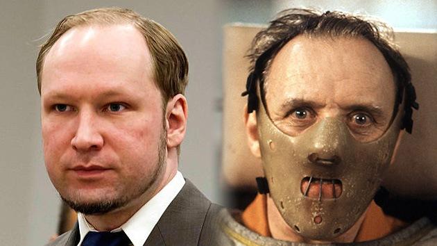 Un perito comparó al 'asesino de Oslo' con Hannibal Lecter