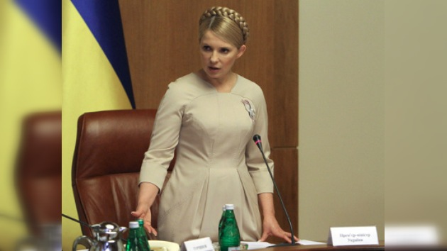 Timoshenko apelará los resultados de las elecciones ante el Tribunal