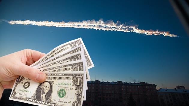 Negocio ruso: Cómo sacar provecho de un meteorito
