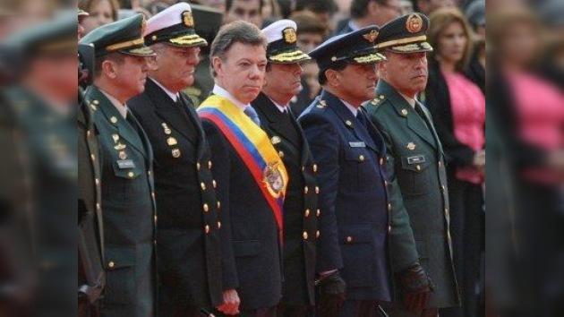 Un chamán anti-lluvia deja seco a los colombianos: dice que salvaguardó la jura de Santos