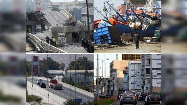 Chile supera los efectos de su terremoto... y de la crisis internacional