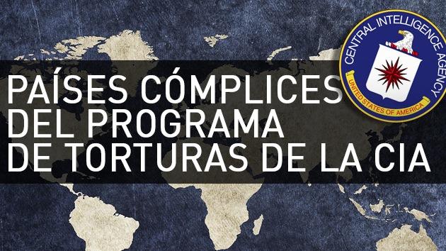 Infografía: ¿Qué países fueron cómplices del programa de torturas de la CIA?