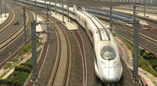 Fotos: China inaugura la línea de ferrocarril de alta velocidad más largo del mundo