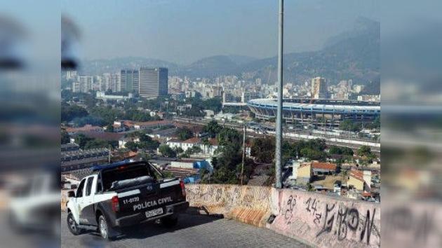 La Policía carioca toma el control de una favela cercana a Maracaná