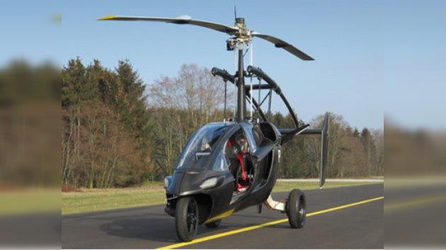Automóviles voladores quieren conquistar el mercado