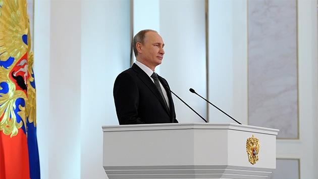 """""""Putin ha dado una señal clara a los políticos de Occidente"""""""