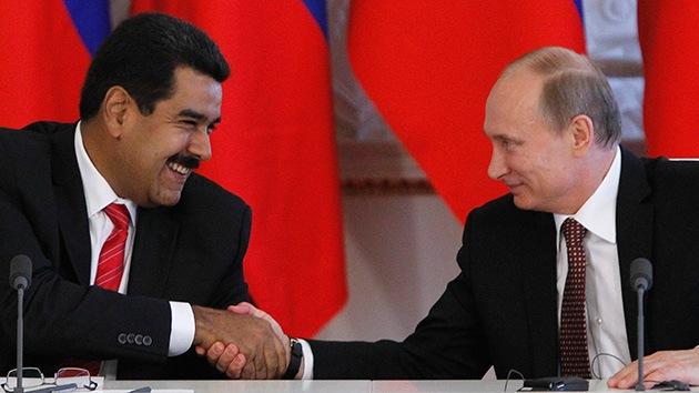 Maduro: Rusia contribuye al desarrollo de un mundo multipolar