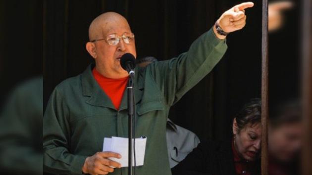 Chávez se solidariza con las protestas que se realizan en Wall Street