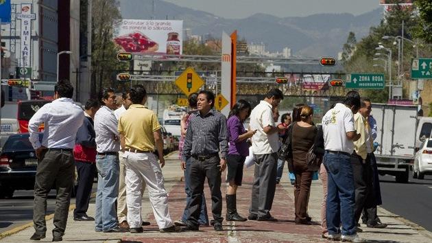 Sismo de 6,1 grados en Ciudad de México