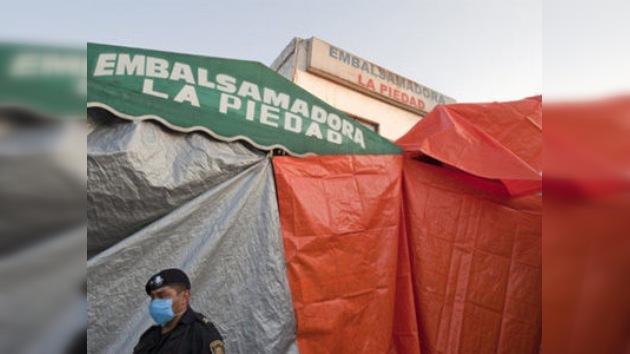 Ofrecen recompensas de 1,26 millones de dólares por los culpables de una masacre en México