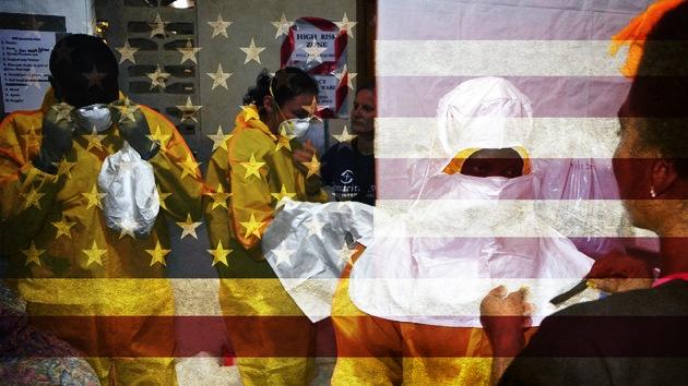 """""""La propagación del ébola en EE.UU. es inevitable"""""""