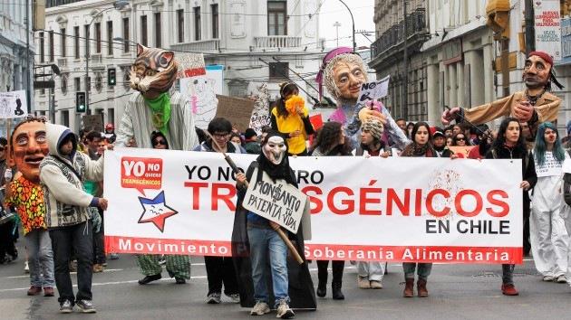 El Gobierno chileno retira la tramitación de la polémica 'Ley Monsanto'