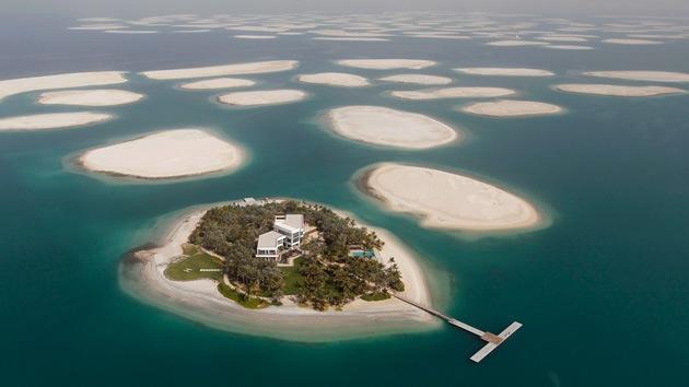 Diseñan una isla artificial frente a la costa italiana