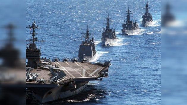 EE. UU. se está armando 'hasta los dientes' en el Golfo Pérsico
