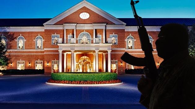El Club Bilderberg abre su cumbre rodeado por un ejército de vigilantes
