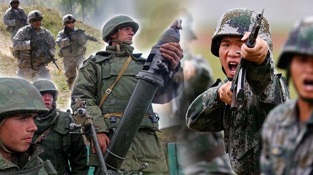 Los 5 Ejércitos Más Poderosos Del Mundo Rt